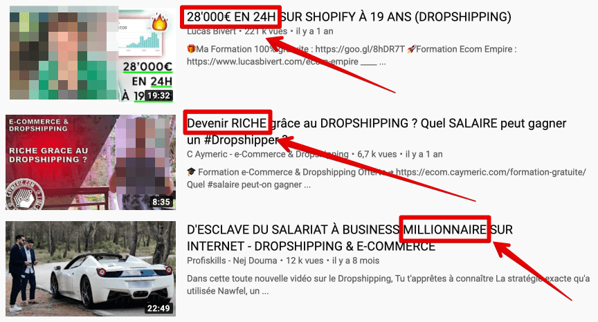 Devenir riche avec le dropshipping en islam ?